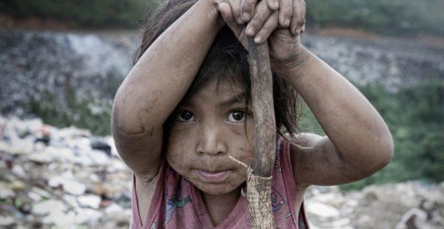 Hay 5,6 millones de chicos pobres en Argentina
