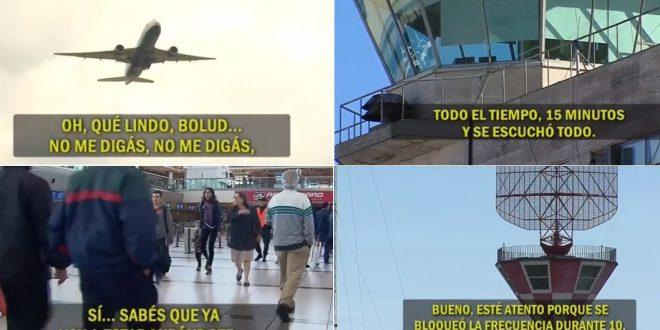 """Piloto de Aerolineas se puso a cantar """"despacito"""" por la radio y bloqueo las comunicaciones de la torre de control del Aeropuerto de Ezeiza"""