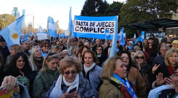 En vivo > Marcha contra la corrupción #20J
