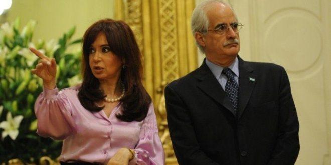 Jorge Taiana acompañará a Cristina en la boleta