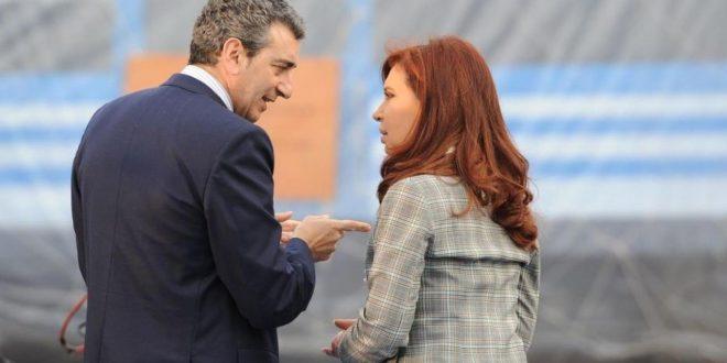 Como fue la reunion entre Cristina y Randazzo