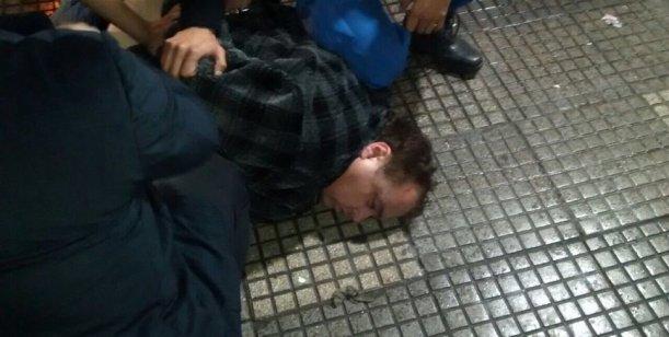 La Tota Santillán fue derivado a un psiquiátrico tras su detención