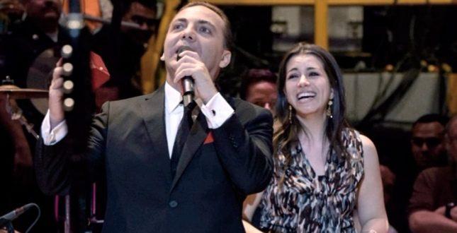 Cristian Castro se separó al mes de su casamiento