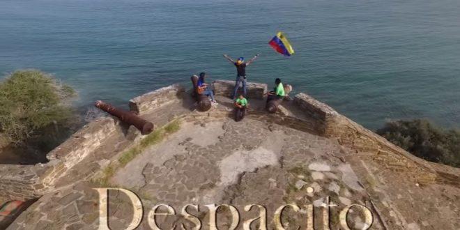 """Video : """"Despacito Caminanticos Venezuela"""". El video que hizo llorar a todo Venezuela"""