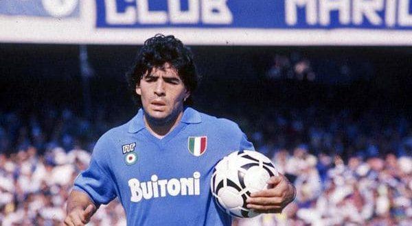 Detalles nunca contados de la vida de Maradona en Nápoles