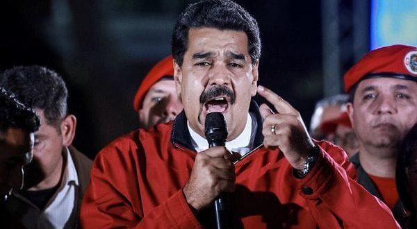 Estados Unidos impuso sanciones financieras personales a Nicolás Maduro