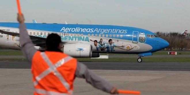 Alerta : Estafa de los dos pasajes gratis por Aerolíneas Argentinas