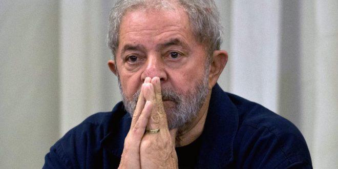 Lula da Silva condenado a nueve años y medio de prisión