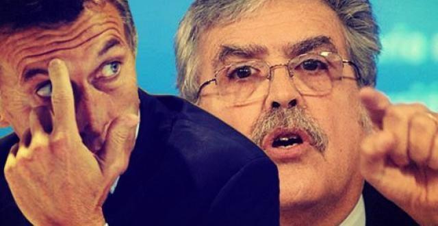 """Macri sobre De Vido: """"apoyaremos el desafuero"""""""