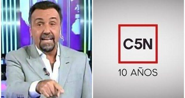 Navarro deja C5N?