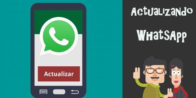 Por que tienes que Actualizar tu Whatsapp ya mismo