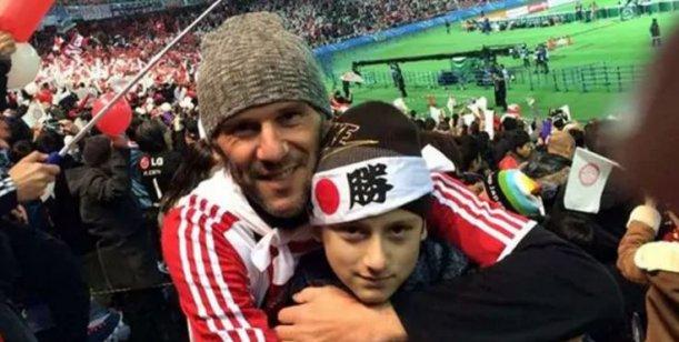 Se ahogó el hijo de Marcos Milinkovic