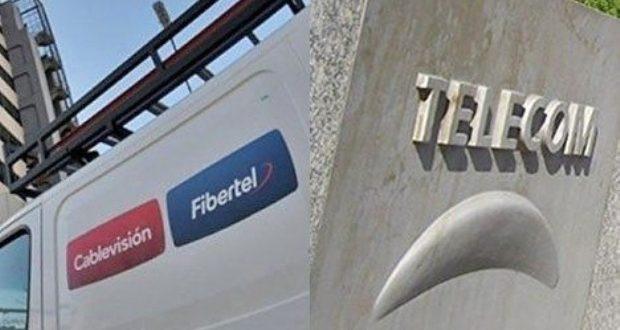 Se fusionarán Cablevisión y Telecom Argentina