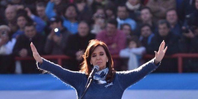 Una curiosidad en la boleta de Cristina Kirchner