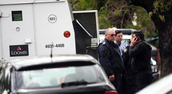 Video: Así roban un camion de caudales