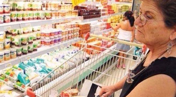 Inflación nacional: 1,2% en Junio