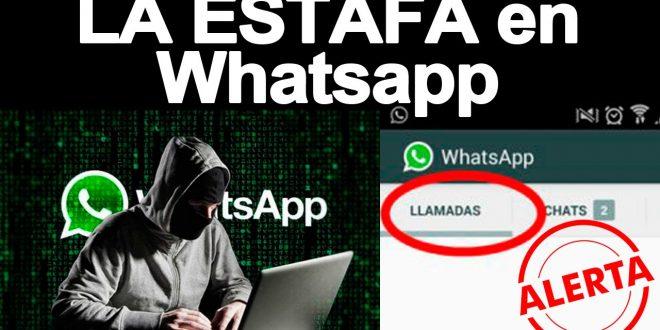 Lee esto para evitar caer en las estafas de WhatsApp