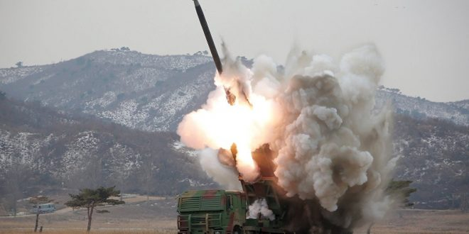 El video del lanzamiento del misil norcoreano
