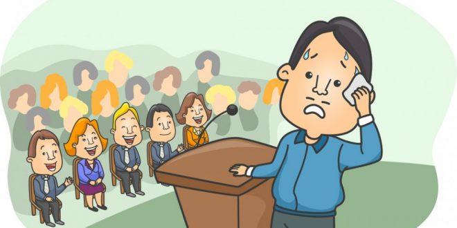 Como dominar el miedo de hablar en publico y hacerlo bien
