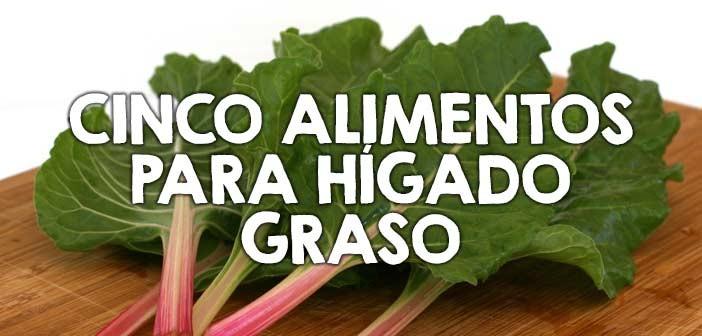Alimentos para tratar el higado graso - Alimentos que curan el higado ...