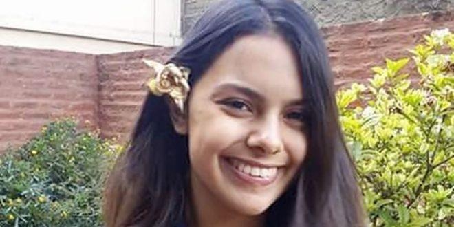Buscan a Anahí Benítez de 16 años