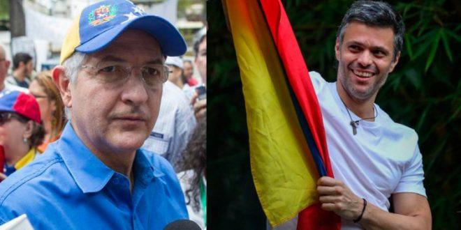 La ONU pide la inmediata liberación de Antonio Ledezma y Leopoldo López