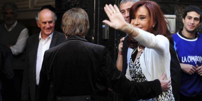 Cristina Kirchner no votará