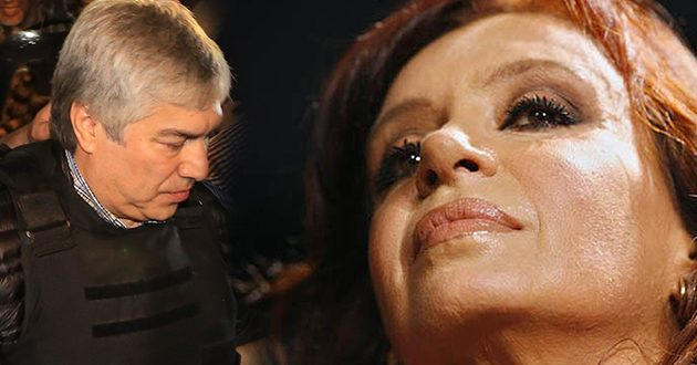 Cristina cada vez mas complicada: unificarían sus causas con las de Lázaro Báez