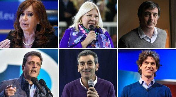 Dónde votan los principales candidatos de las PASO 2017