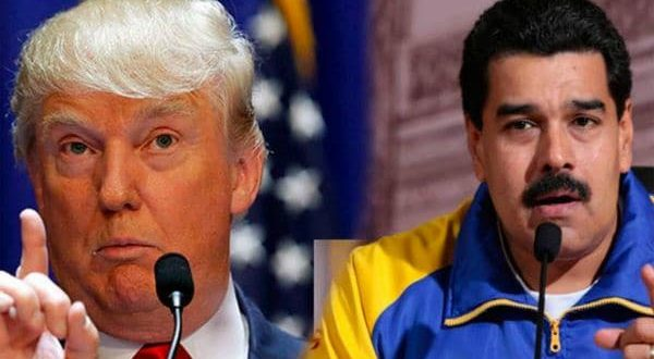 Trump : EEUU no descarta la opción militar en Venezuela
