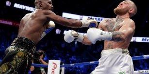 Floyd Mayweather le dio una paliza a Conor McGregor