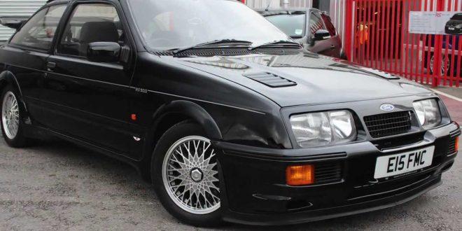 Un Ford Sierra de 1987 se vendió por 2.300.000 de pesos. Los motivos aquí