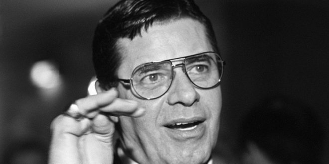 Murió el actor y comediante Jerry Lewis