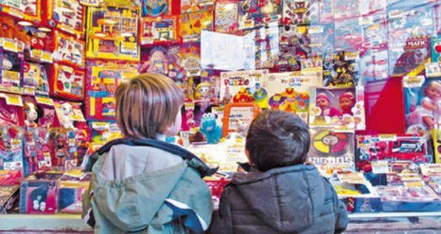Las ventas por Día del Niño aumentaron 1,2%