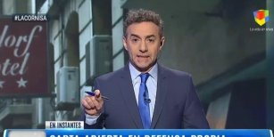 Luis Majul anunció que denunciará a Cristina Kirchner por falsas acusaciones
