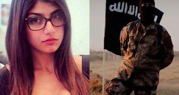 Ex actriz porno denunció que el Estado Islámico amenazó con decapitarla