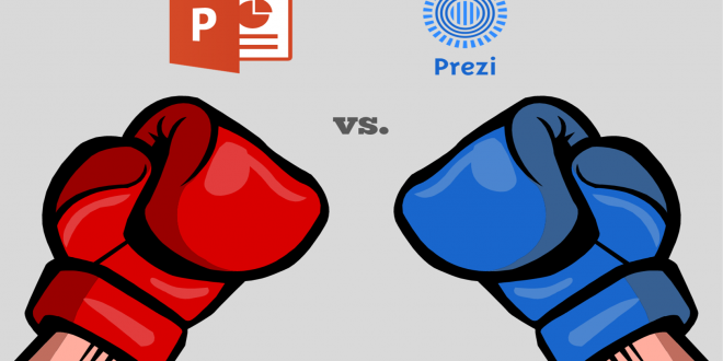 ¿Por qué deberías usar Prezi en lugar de Power Point?