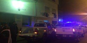 Se fugaron 7 presos de una comisaría en Villa Ballester