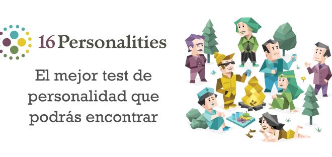 Test de las 16 personalidades: Averigua cual es la tuya