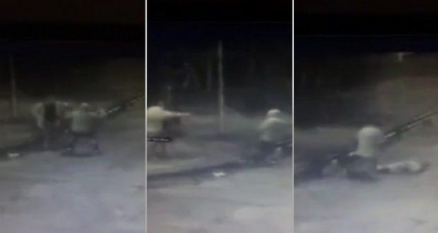 Video: Un gendarme mata a un ladrón en Tigre
