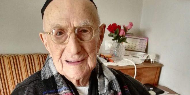 Murió el hombre mas viejo del mundo a los 114 años