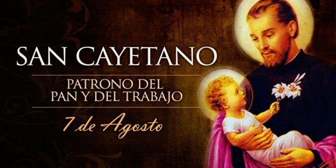 Por qué el 7 de agosto es el día de San Cayetano