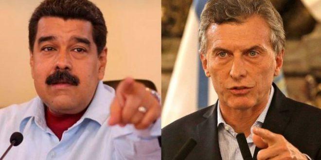 Macri le quitará la Orden del General San Martín a Nicolás Maduro