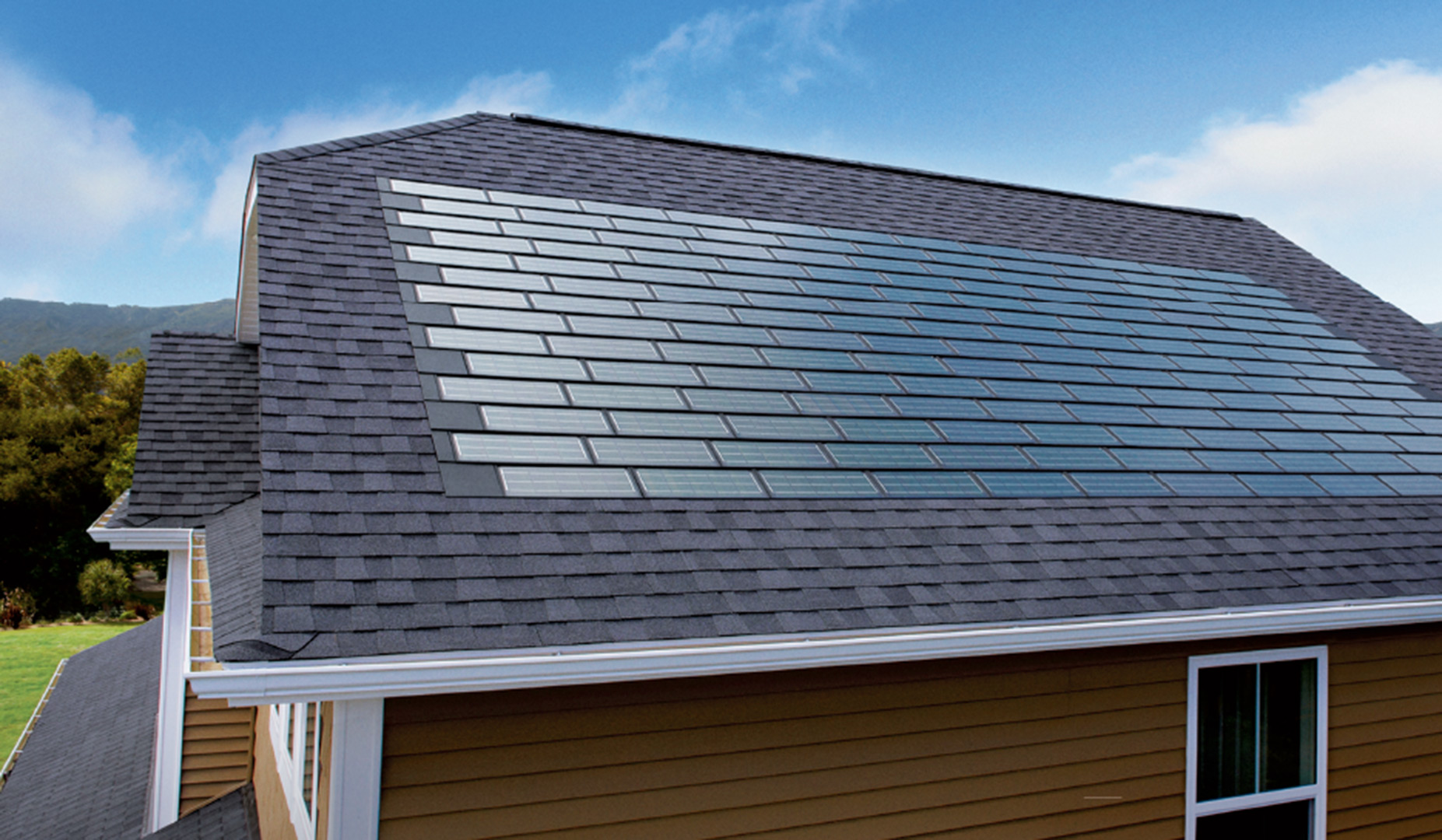 Las Tejas Solares De Tesla Bajan De Precio Y Ya Son Mas