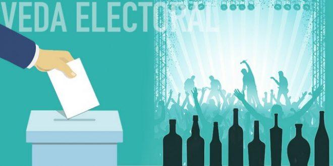 Cuáles son las prohibiciones de la Veda electoral