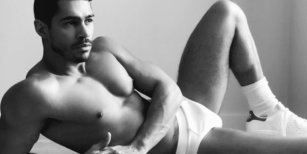 ¿Quién es el modelo brasileño que habría sido visto con un jugador de la Selección argentina?