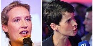 ¿Quiénes son las mujeres del partido neonazi que sorprendió en las elecciones de Alemania?