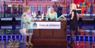 Antonio Gasalla se va de Susana Giménez