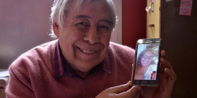 Argentino se casó por Internet con una colombiana y vive un calvario de estafas.