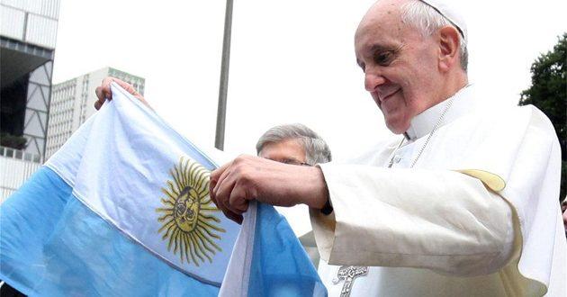 El Papa no tiene previsto visitar Argentina en 2018